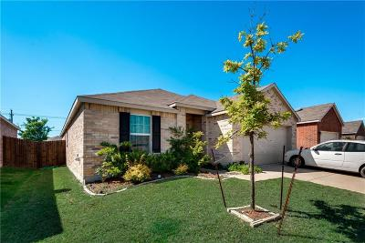 Fate Single Family Home For Sale: 223 Citrus Drive