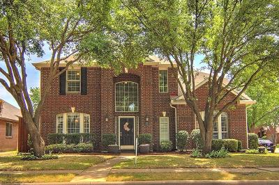 Frisco Single Family Home Active Contingent: 11513 Wingfield Lane