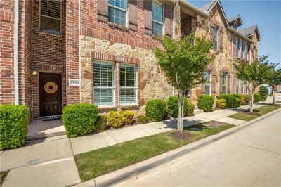 Carrollton Townhouse Active Option Contract: 2829 Sheridan Drive