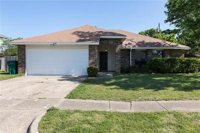 Cedar Hill Single Family Home For Sale: 806 Clement Drive