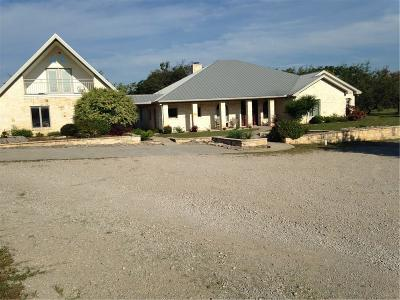 Brownwood Single Family Home For Sale: 7800 Fm 45 S