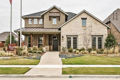 Flower Mound Single Family Home For Sale: 6332 Cedar Sage