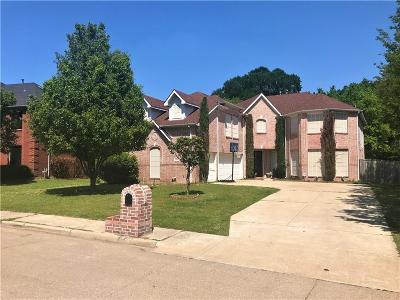 Desoto Single Family Home For Sale: 1244 Estate Lane
