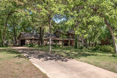 Southlake Single Family Home For Sale: 1501 Post Oak Trail