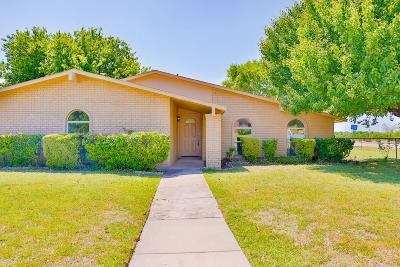 Desoto Single Family Home Active Option Contract: 1355 Sequoia Drive