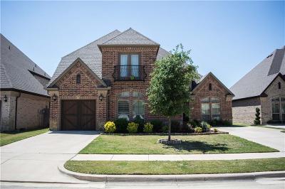 Dallas, Fort Worth Single Family Home Active Option Contract: 8320 Sandhill Crane Drive