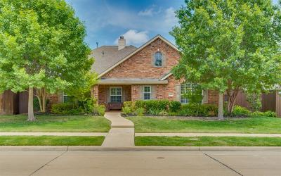 Allen Single Family Home For Sale: 1609 Bryce Canyon Lane