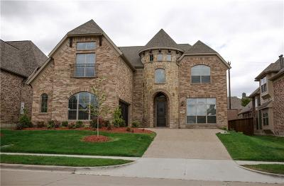 Allen Single Family Home For Sale: 1602 Boyle Parkway