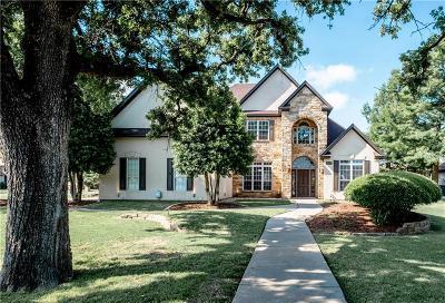 Granbury Single Family Home For Sale: 3724 Cove Timber Avenue