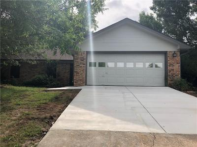 Howe Single Family Home For Sale: 301 Tiffany Court