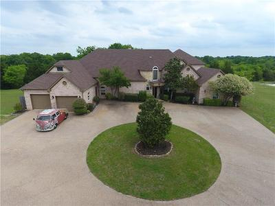 McKinney Single Family Home For Sale: 5180 County Road 340