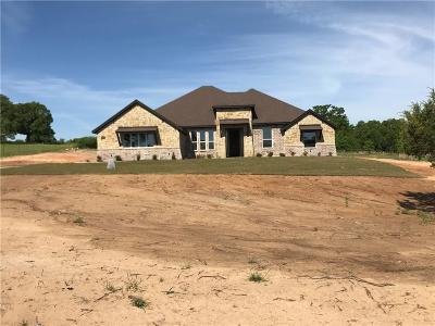 Weatherford Single Family Home For Sale: 6741 Weiland Road