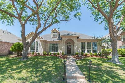 Garland Single Family Home For Sale: 1737 Sheffield Drive