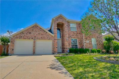 Coppell Single Family Home For Sale: 850 Dalmalley Lane