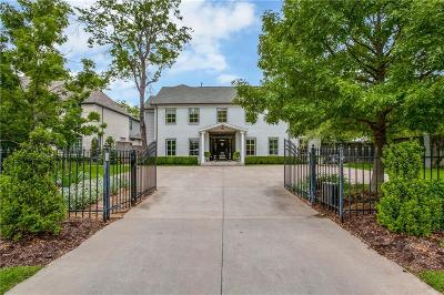 Dallas TX Single Family Home For Sale: $1,395,000