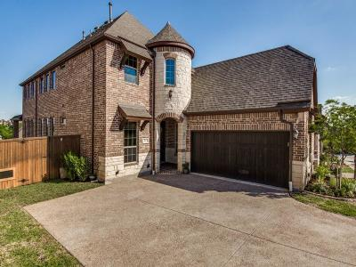 Lewisville Single Family Home For Sale: 911 The Lakes Boulevard