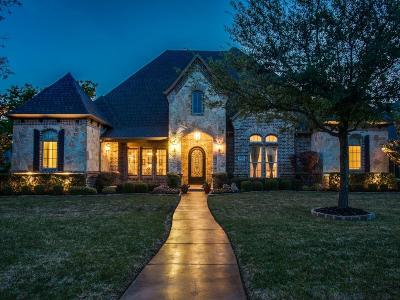 Keller Single Family Home For Sale: 1305 Britney Court