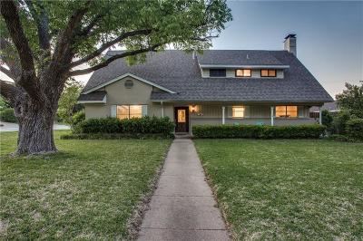 Richardson Single Family Home For Sale: 1236 Glen Cove Drive