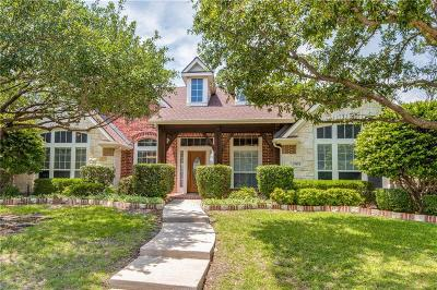 Frisco Single Family Home Active Option Contract: 7973 Dabney Court