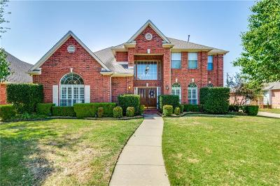 Carrollton Single Family Home For Sale: 1323 Edgewood Court