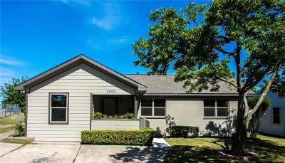 Dallas Single Family Home For Sale: 3602 Utah Avenue