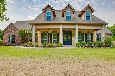 Aledo Single Family Home For Sale: 210 Acorn Court