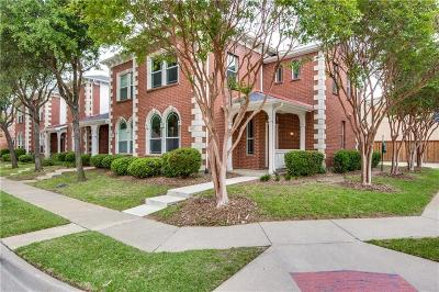 Lewisville Townhouse For Sale: 500 Legends Drive