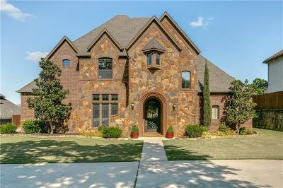 Keller Single Family Home Active Option Contract: 1273 Bourland Road