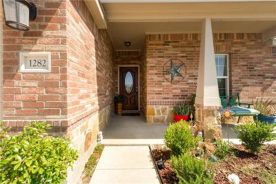 Burleson Single Family Home For Sale: 1282 Boxwood Lane