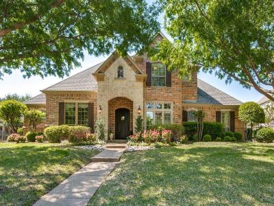 Colleyville Single Family Home For Sale: 1705 Prince Meadow Drive