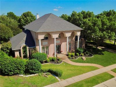 Colleyville Single Family Home For Sale: 4701 Mill Springs Court