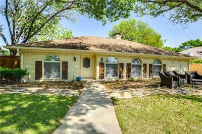 Richardson Single Family Home For Sale: 2 High Mesa Place