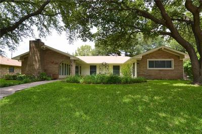Single Family Home For Sale: 3001 Roundrock Trail
