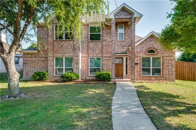 Frisco Single Family Home For Sale: 7807 Kristina Drive