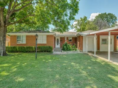 Fort Worth Single Family Home For Sale: 6108 Costen Lane
