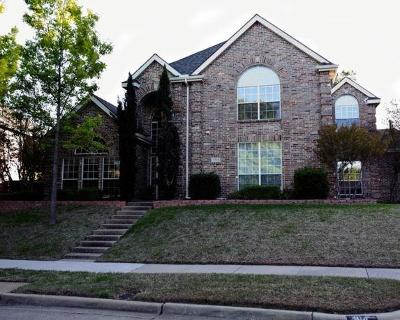 McKinney Single Family Home Active Option Contract: 1114 Brook Hill Road