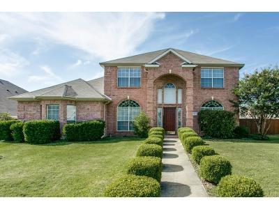 Desoto Single Family Home For Sale: 1517 Tumble Creek Drive