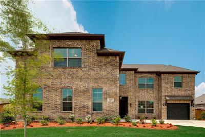 Mclendon Chisholm Single Family Home For Sale: 1467 Corrara Drive