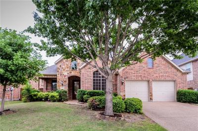 Grand Prairie Single Family Home Active Option Contract: 3032 Nadar