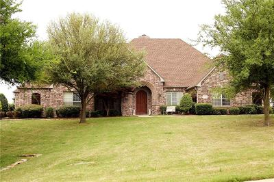 Forney Single Family Home Active Contingent: 200 Jessica Court