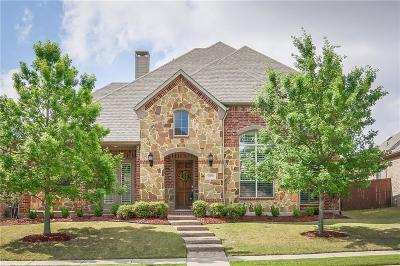 Allen Single Family Home For Sale: 929 Scotia Drive