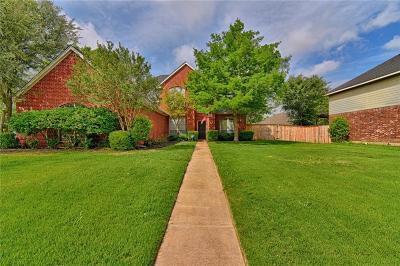 Mansfield Single Family Home For Sale: 2907 Saint Vincent Drive