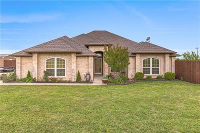 Weatherford Single Family Home For Sale: 3507 Chris Court