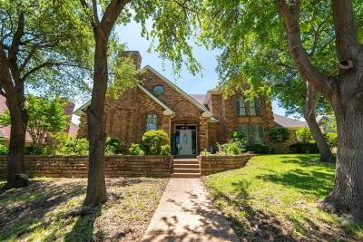 Bedford, Euless, Hurst Single Family Home For Sale: 1812 Glenbrook Court