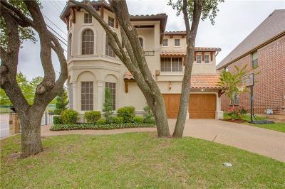 Dallas Single Family Home For Sale: 4203 Merrell Road