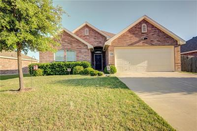 Crowley Single Family Home Active Option Contract: 1225 Saltgrass Drive