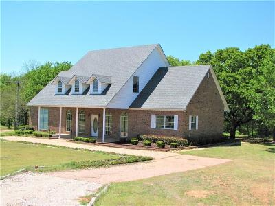 Stephenville Single Family Home For Sale: 7835 N Us Highway 377
