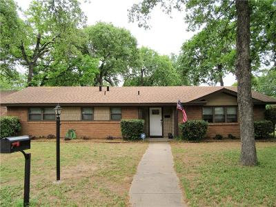 Hurst Single Family Home For Sale: 741 W Cheryl Avenue