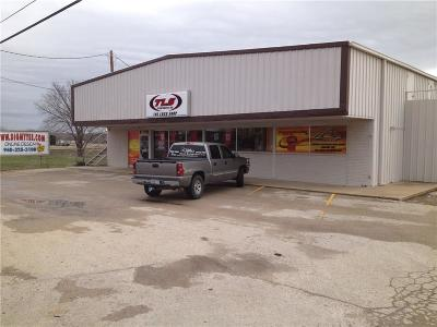 Mineral Wells Commercial For Sale: 3900 E Highway 180 Highway E