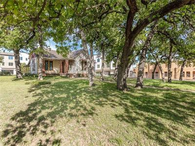 Fort Worth Single Family Home For Sale: 823 Samuels Avenue